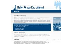 Helles Group Recruitment
