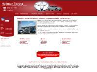 Hellman Toyota, A Delta Toyota dealer