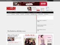 Celebrity news, fashion and beauty - hello! Online