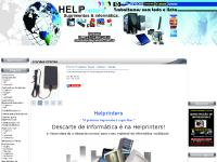 helprinters.com.br Manutenção de impressoras, consertos de impressoras, recargas de cartuchos
