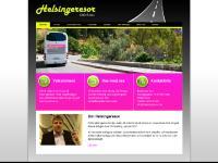 HelsingeResor - Skräddarsydda bussresor och busstransporter