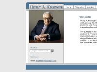 henryakissinger.com Henry Kissinger, Henry A Kissinger, Henry Alfred Kissinger