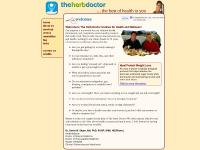herbdoctor.ca Herb Doctor, Herbs, Herbal Medicine