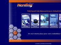 Herding France - Spécialiste du dépoussiérage industriel