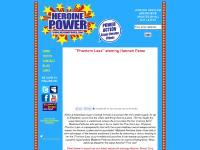 heroinepower - Heroine Power Live Action Super Heroine Videos Super Heroine Peril