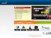 RJHost Webhosting - Página não acessível