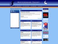 Hertfordshire County Cricket Association