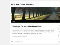 HCS and Gen's Network