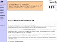 HFT Homepage