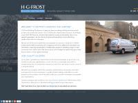H G Frost Building Contractors Ltd - Construction Company & Builders