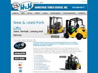 hhforklift.com fork lifts, forklifts, used fork lifts