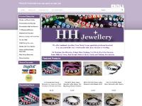 hhjewellery.co.uk jewellery, silver jewellery, costume jewellery