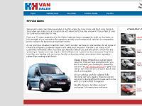 H&H Van Sales North London