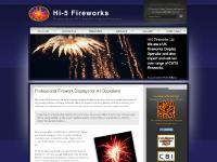 Hi-5 Fireworks - CAT4 Firework Sales & Professional Fireworks Displays
