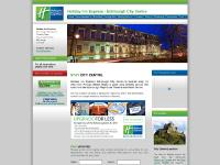 Holiday Inn Express Edinburgh City Centre, Cheap Hotels Edinburgh