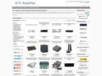 Hi Fi Amplifier: Audio Amplifiers, HiFi Amps, Stereo Amplifier - hi fi amplifier Home Page