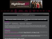 HighStreet99 (Private) Limited | Wigs hair extensions clip ons weaves brazillian and indian remy brazilian hair | Morningside Manor, SANDTON Johannesburg South Africa