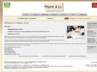 Accountants in Nottingham : Accountancy in Nottingham : Higson & Co Chartered Accountants