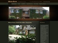 Hilcote House - Bed & Breakfast - Harpenden - Hertfordshire