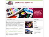 Printing Services in Rainham : Hillson Graphics Ltd