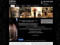 hillstbrasserie.com Belfast, Cathedral Quarter Restaurant, Belfast Brasserie