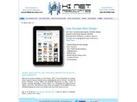 hinetassociates.com Internet marketing web design, Joomla developer, hawaii web design