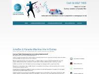 hirekaraoke.com.au jukebox machines sydney, hire jukebox machine, hire jukebox machines