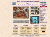 Hirst Arts Fantasy Architecture Inc. Build your own castles easily.