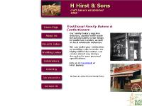 hirstbakery.co.uk
