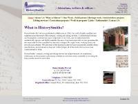 HistorySmiths - HistorySmiths : Home