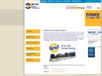 Hitec Power Protection - EN - Diesel Rotary UPS Systems