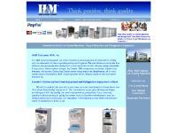 H&M USA Commercial Italian Gelato Ice Cream Machine Yogurt machines and Reach