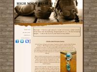hndgallery.com High Noon Designs, handmade, sterling silver