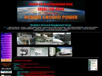 Aviation Ground Equipment Corp authorized disributer for Hobart Ground Power & Trilectron.