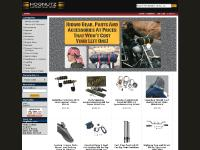hognutz.com Motorcycle riding gear, parts, accessories