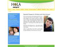 Hola Amigos! Spanish Classes for Kids in Portland, Maine