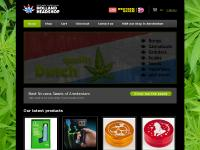 HollandHeadshop, buy cannabis seeds, bongs and more online!
