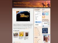 holyghostrevelation.com Holy Ghost Revelation, Your Invitation To Victory, MUSCLE-BOUND MINISTRY: TEAM IMPACT