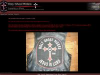 Holy Ghost Riders Motorcycle Ministry Evangelism on Wheels