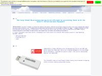 CipherUSB Adapter, Diamond Cipher ExDrive, The Cloud, Managed Anti Virus and Filtering