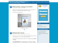 homebizaccounting.com bookkeeping software for small business, bookkeeping software for bookkeepers, computerized accounting