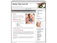 Dementia Care in Leicester : Always Take Care Ltd