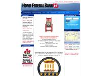 Home Federal Bank - American Dreams. Hometown Answers.