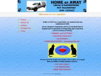 HOME or AWAY - Home
