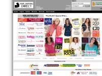 homeshoppingdirect.com Home Shopping, mail order, womenswear