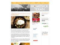 Homesick Texan