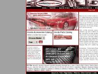 HondaPartsPeople.com - Genuine Honda Parts and Honda Accessories