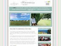 Bell Tent Hire Dorset | Honeybells