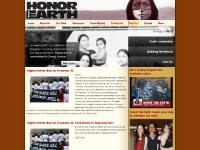 honorearth.org Our Work, Newsroom, Grant-Making