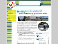 Horizon School of Motoring - an independent driving school offering driving lessons & driving instructors in Sheffield